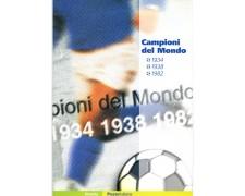 2004 - LOTTO/13080 - REPUBBLICA - FOLDER CAMPIONI DEL MONDO DI CALCIO