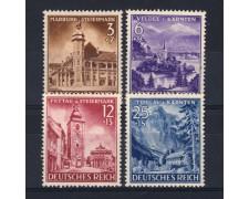 1941 -  LOTTO/13088  GERMANIA REICH - ANNESSIONI  4v. -  LING.