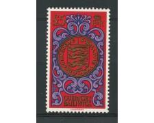 1981 - LOTTO/13426 - GUERNSEY - 5 £. STEMMA DI GUERNSEY