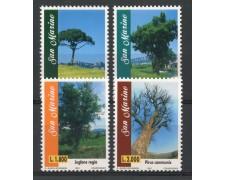 1997 - LOTTO/13475 - SAN MARINO - ALBERI MONUMENTALI 4v. - NUOVI