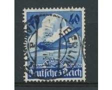 1936 - LOTTO/13541 - GERMANIA - 40p. ANNIVERSARIO LUFTHANSA - USATO