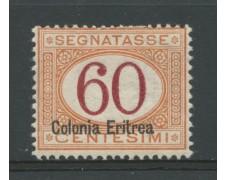1920 - LOTTO/13584 - ERITREA - 60c. SEGNATASSE  - LING.