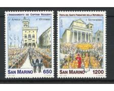1998 - LOTTO/13596 - SAN MARINO - EUROPA 2v. - NUOVI