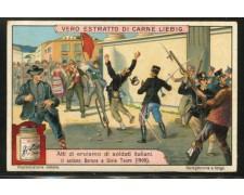 1913 - LIEBIG - LOTTO/13669 - ATTI DI EROISMO DI SOLDATI ITALIANI
