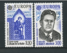 1985 - LOTTO/13907 - FRANCIA - EUROPA 2v - NUOVI
