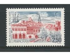 1991 - LOTTO/13924 - FRANCIA - CONGRESSO SOCIETA' FILATELICHE - NUOVO