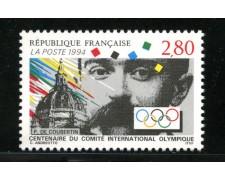 1994 - LOTTO/13926 - FRANCIA - COMITATO OLIMPICO - NUOVO
