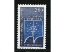 1995 - LOTTO/13933 - FRANCIA - NOTARIATO  EUROPEO - NUOVO