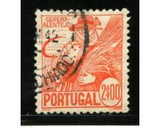 1941 - LOTTO/13955 - PORTOGALLO - 2e. COSTUME ALENTEJO - USATO