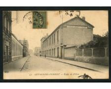 FRANCIA - 1913 - LOTTO/14193 - LEVALLOIS-PERRET - ECOLE DE FILES - VIAGGIATA