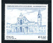 2007 - LOTTO/14310 - REPUBBLICA - COMPLESSO DI POLIRONE - NUOVO