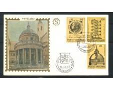 1972 - LOTTO/14402 - VATICANO - CELEBRAZIONI BRAMANTESCHE - BUSTA FDC