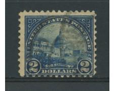 1922 - LOTTO/14578 - STATI UNITI - 2 $. CAMPIDOGLIO - USATO