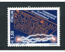 2007 - LOTTO/14799 - REPUBBLICA - COMMISSIONE ELETTROTECNICA - NUOVO