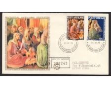 1975 - LOTTO/15048 - VATICANO - ANNO DELLA DONNA - BUSTA FDC