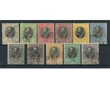 1905 - LOTTO/15100 - SERBIA - KARAGEORGEVICH  11v . - USATI