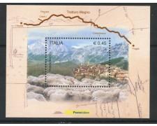 2004 - LOTTO/15152 - REPUBBLICA - LA TRANSUMANZA - FOGLIETTO NUOVO