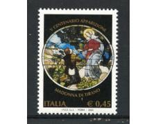 2004 - LOTTO/15153 - REPUBBLICA - MADONNA DI TIRANO - NUOVO