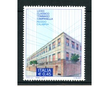 2005 - LOTTO/15159 - REPUBBLICA - LICEO CLASSICO T.CAMPANELLA - NUOVO