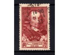 1937 - FRANCIA - LOTTO/15448 - IL CID PIERRE CORNEILLE - USATO