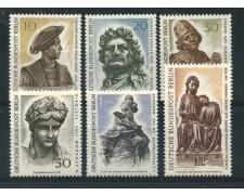 1967 - LOTTO/15526 - BERLINO - TESORI DEI MUSEI 6v. - NUOVI