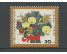 1974 - LOTTO/15576 - BERLINO - NATALE FIORI - NUOVO