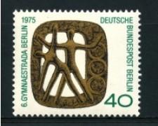 1975 - LOTTO/15581 - BERLINO - TORNEO DI GINNASTICA - NUOVO
