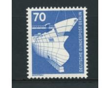 1975 - LOTTO/15582 - BERLINO - 70p. CANTIERE  NAVALE - NUOVO