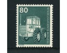 1975 - LOTTO/15583 - BERLINO - 80p. TRATTORE - NUOVO