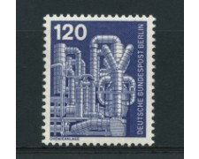 1975 - LOTTO/15584 - BERLINO - 120p. CHIMICA - NUOVO