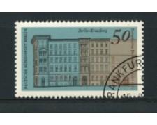 1975 - LOTTO/15589U  - BERLINO - PATRIMONIO ARCHITETTONICO - USATO