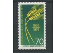 1976 - LOTTO/15594 - BERLINO - SETTIMANA VERDE - NUOVO