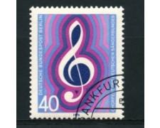 1976 - LOTTO/15597U - BERLINO - FESTIVAL DEI COLORI -  USATO
