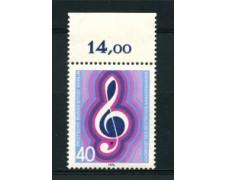 1976 - LOTTO/15597 - BERLINO - FESTIVAL DEI COLORI - NUOVO