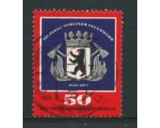 1976 - LOTTO/15598U - BERLINO - VIGILI DEL FUOCO - USATO