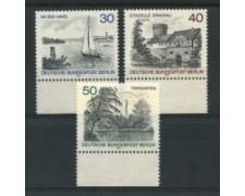 1976 - LOTTO/15600 - BERLINO  - VEDUTE 3v. - NUOVI