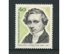 1977 - LOTTO/15603 - BERLINO - EDUARD GAERTNER - NUOVO
