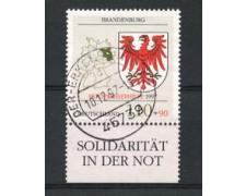 1997 - LOTTO/15848A - GERMANIA -  PRO ALLUVIONATI - USATO