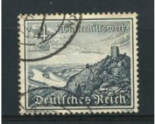 1939 - LOTTO/16226 - GERMANIA - 4+3p. SOCCORSO INVERNALE - USATO