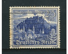1939 - LOTTO16227 - GERMANIA - 25+15p. SOCCORSO INVERNALE