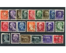 1929 - LOTTO/16285 - REGNO - IMPERIALE 22v. - USATI