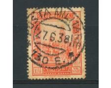 SOMALIA - 1935/38 - LOTTO/16296 - 1,75 Lire PITTORICA - USATO