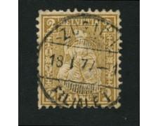 1867/78 - LOTTO/16321 - SVIZZERA - 2c.  BISTRO - USATO