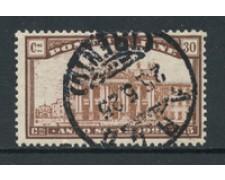 1924 - LOTTO/16512 - REGNO - 30+15c.  ANNO SANTO - USATO