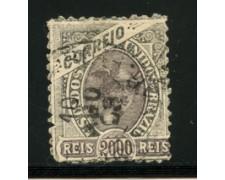 1894/1904 - LOTTO/16598 - BRASILE  - 2000 r. MERCURIO - USATO