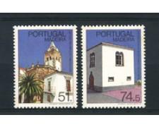 1987 - LOTTO/16646 - MADERA - MONUMENTI 2v. - NUOVI