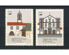 1989 - LOTTO/16647 - MADERA - MONUMENTI 2v. - NUOVI