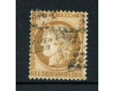1871/75 - LOTTO/16691B - FRANCIA - 15 cent. CERERE - USATO
