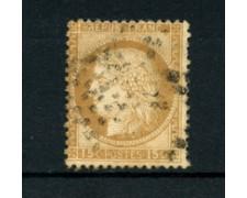 1871/75 - LOTTO/16691C - FRANCIA - 15 cent. CERERE - USATO