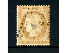 1871/75 - LOTTO/16691 - FRANCIA - 15 cent. CERERE - USATO